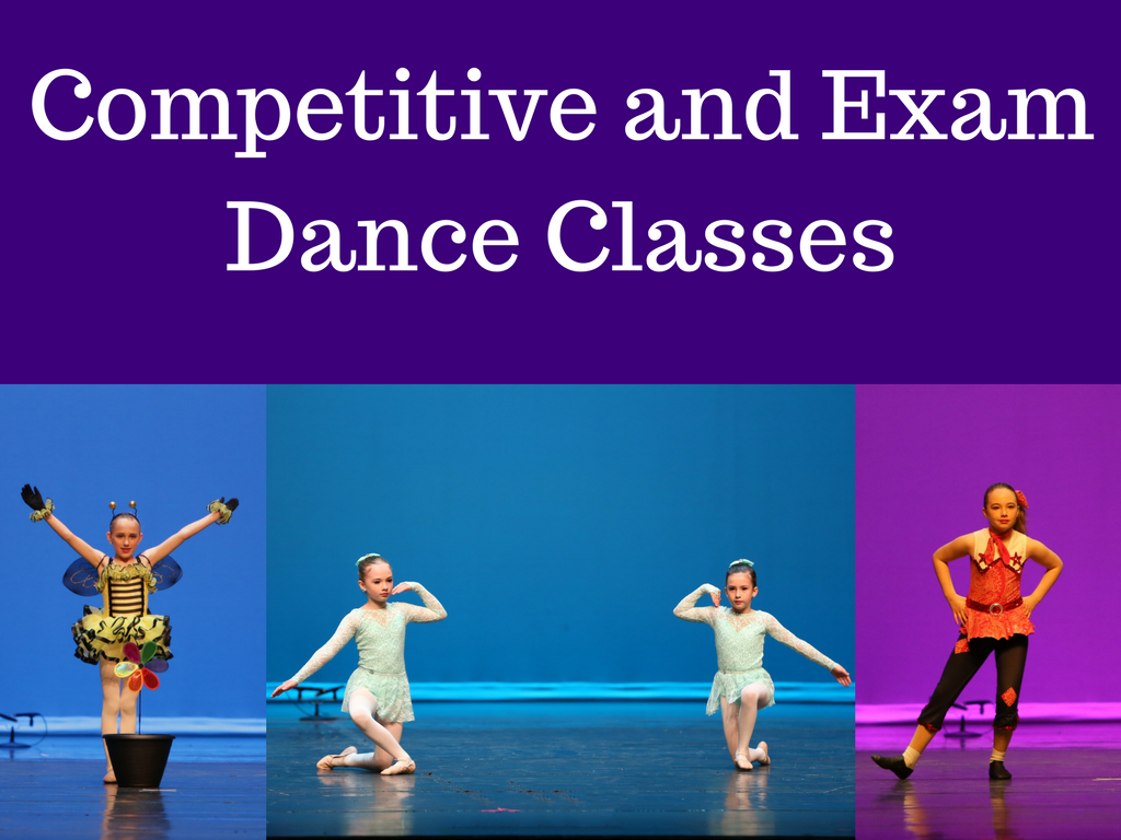 Competitive and Exam Dance Classes